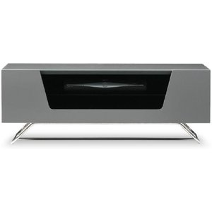 Alphason Chromium Concept Tv Stand - Grey Cro2 1200cpt Gr