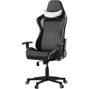 Alternato Alphason Senna Gaming Chair - Black/white  5030752020068
