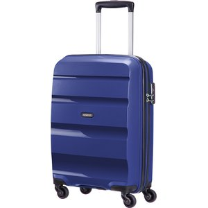 American Tourister Bon Air Cabin Spinner Suitcase - Midnight Navy 59422 1552
