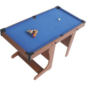 Bce Clifton 4'6 Folding Pool Table Pt20 46d 5035915035781