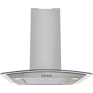 Beko Hcg61320x 60cm Integrated Chimney Hood - Stainless Steel 8690842142635