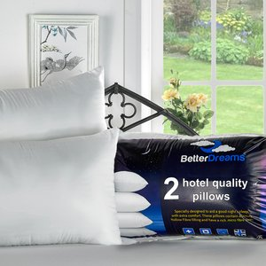 Better Dreams Hotel Quality Pillows - 2 Pack Hotel22018 5160658860147