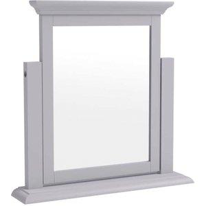 Bingley Trinket Mirror - Grey  5056176515553
