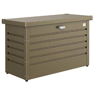 Biohort Leisuretime 3' X 1' Storage Box 100 - Bronze 62010