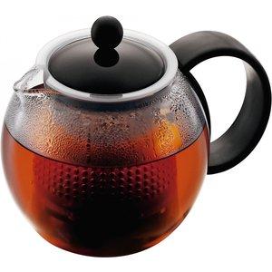 Bodum Assam 1l Glass Infuser Teapot 1844 01