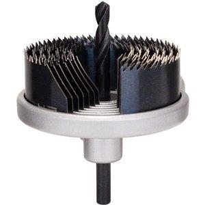Bosch 7 Piece Hole Cutter Set 2609255635