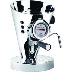 Bugatti Diva Espresso Machine - Chrome  8020178701129