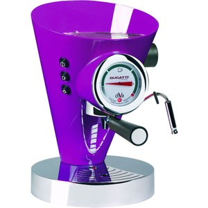 Bugatti Diva Espresso Machine - Lilac  8020178779968