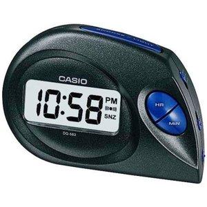 Casio Digital Beep Alarm Clock - Black Dq583/1 4971850771258