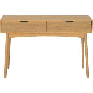 Charles Bentley Skandi Console Table - Ash Hm/ska/con.01