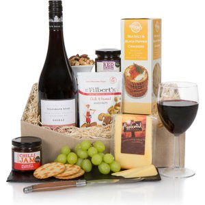 Clearwater The Classic Food & Wine Hamper Ay11 5060310840012