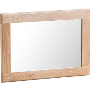 Cranbrook Natural Oak Wall Mirror  5056176502959
