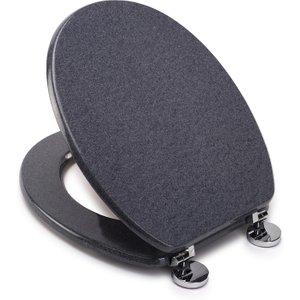 Croydex Dove Flexi-fix Toilet Seat  5012044102546
