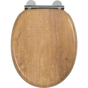 Croydex Flexi Fix Ontario Toilet Seat With Soft Close Wl602086h