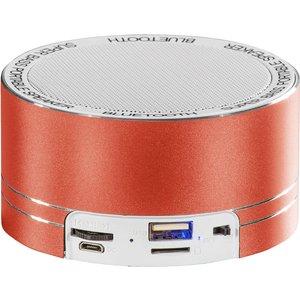 Daewoo Cylinder Bluetooth Speaker 5w - Coral