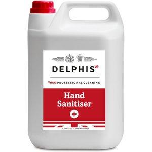 Delphis Eco Hand Sanitiser Refill - 5l 518606