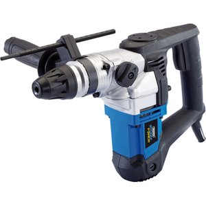 Draper 900w Storm Force Sds+ Rotary Hammer Drill Kit With Rotation Stop  5010559764907