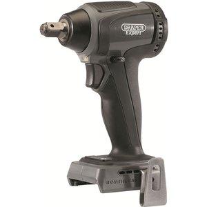 Draper Xp20 20v Brushless 1/2 Impact Wrench (300nm) - Bare 55929