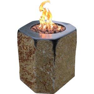 Elementi Derby Basalt Column Fire Pit
