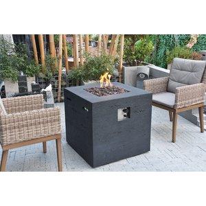 Elementi Modeno Ellington Fire Pit Table