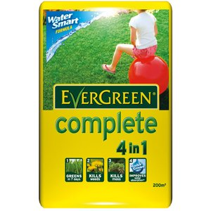 Evergreen Complete 4-in-1 Lawn Feed  5010272082661