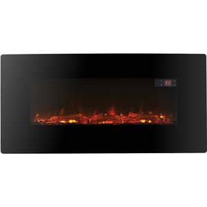 Focal Point Fires Pasadena Led Electric Fire - Black Fpfrd07014