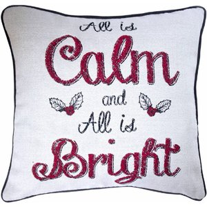Gallery All Is Calm Cushion - Natural 5055999239868