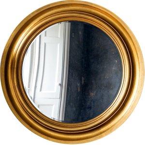 Gallery Trevose Round Wall Mirror - Gold  5055299468432