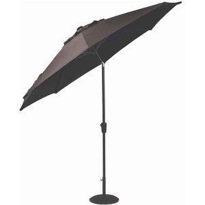Garden Must Haves Elizabeth 3m Parasol (base Not Included) - Carbon 83771