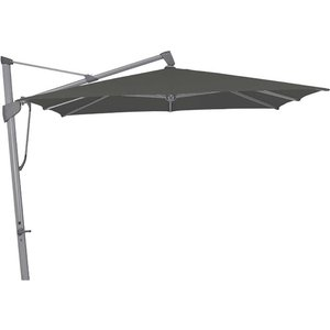 Glatz Sombrano 3 X 3m Square Class 2 Parasol (base Not Included) - Stone Grey H802.157