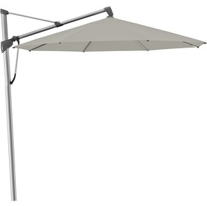 Glatz Sombrano 3.5m Round Class 2 Parasol (base Not Included) - Taupe/ash 151 H800.151s+