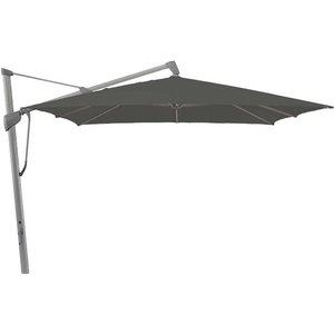 Glatz Sombrano 4 X 3m Rectangle Class 2 Parasol (base Not Included) - Stone Grey H804.157