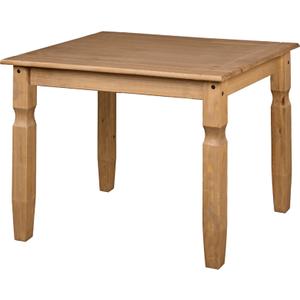 Halea Small Pine Dining Table Crtb1 5017839029954