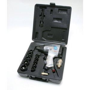 Hilka 17 Pce 1/2 Air Impact Wrench Set  5013433151671