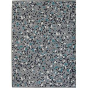 Homemaker Speckle Runner Rug - Grey 5053095185423