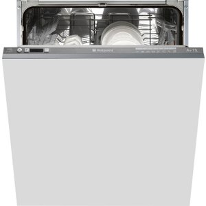 Hotpoint Aquarius Ltf8b019 Integrated Dishwasher - Graphite  5016108829141