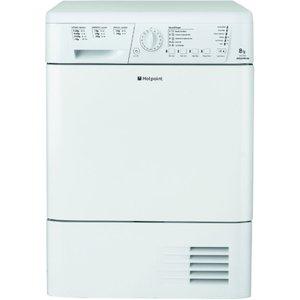 Hotpoint Aquarius Tchl780bp Condenser Tumble Dryer - White 5016108900864