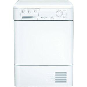 Hotpoint Fetc70bp Condenser Tumble Dryer - White 5016108889633