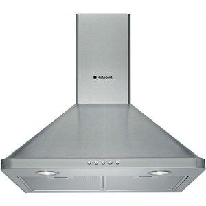 Hotpoint Hhp75cm 70cm Cooker Hood - Stainless Steel 5016108821787