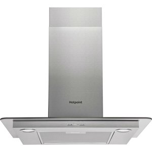 Hotpoint Phfg75fabx 70cm Cooker Hood - Stainless Steel