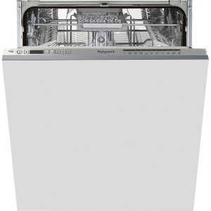 Hotpoint Ultima Hio3c22wsc Integrated Dishwasher - Silver 5054645056002