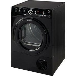 Hotpoint Ultima S-line Sutcd97b6km Condenser Tumble Dryer - Black 5016108868119