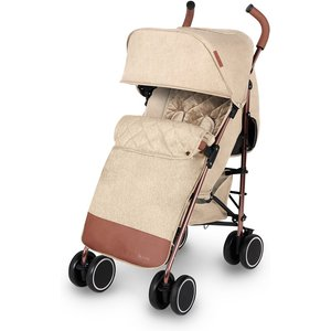Ickle Bubba Discovery Max Stroller - Cream On Rose Gold 15 002 200 044