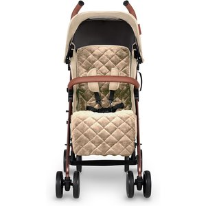 Ickle Bubba Discovery Prime Stroller - Cream On Rose Gold 15 002 300 044
