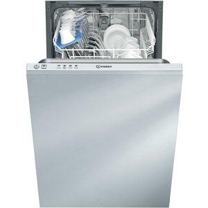 Indesit Ecotime Disr14b Built-in Dishwasher - White 8007842867909