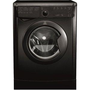 Indesit Ecotime Idvl75brk9 Tumble Dryer - Black  8050147055366