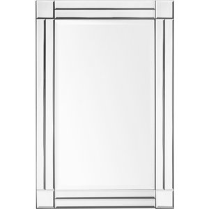 Interiors By Premier Wall Mirror Bevelled Edge 1101515