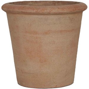 Ivyline Pack Of 2 Charlecote 18 X 19cm Terracotta Planters Ctp19