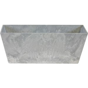 Ivyline Stone Ella Balcony Trough 55cm - Grey 107834
