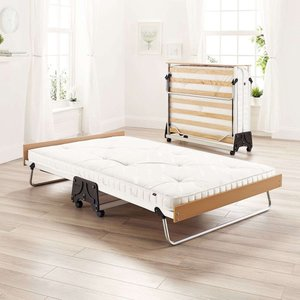Jay-be J-bed Folding Bed With Anti-allergy Micro E-pocket Sprung Mattress Small Double 111265